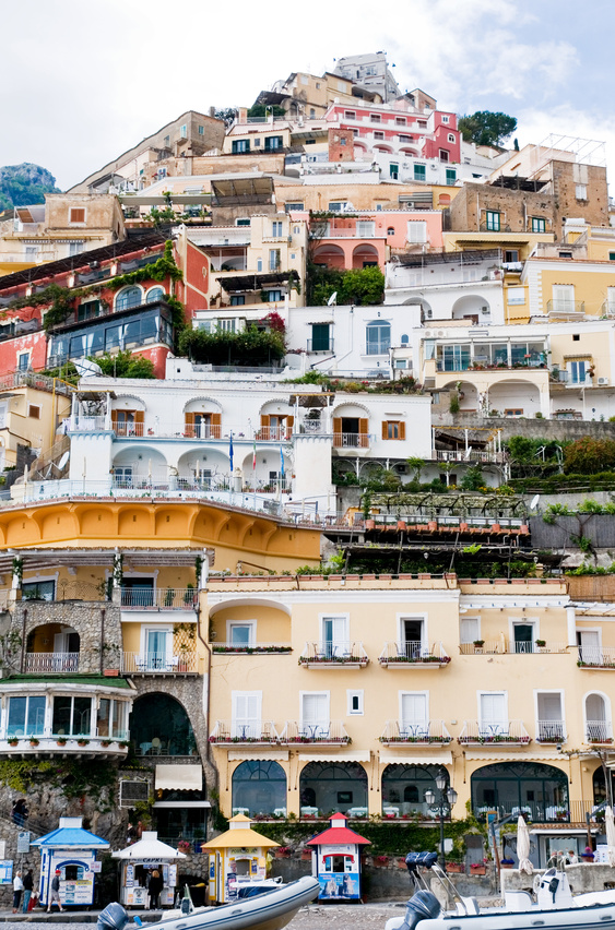 Positano over your expectations